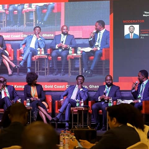 Sparkling Ideas, Conversations and Connections at The RED Summit